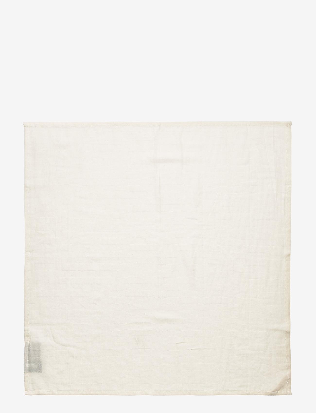 Cam Cam Copenhagen - Muslin Cloth Mix 3 Pack - pieluszki materiałowe - 1:  fiori 1: light blue 1: cream white - 1