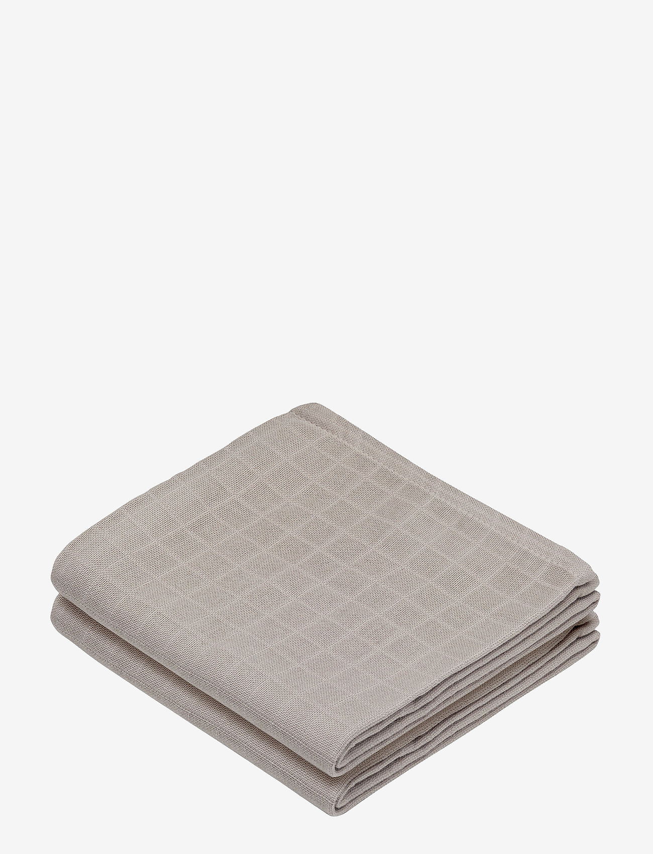 Cam Cam Copenhagen - Muslin Cloth 2 Pack - akcesoria - light sand - 0