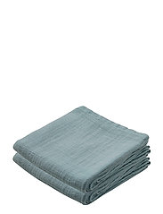 Muslin Cloth 2 Pack - PETROLEUM