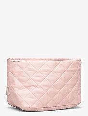 Cam Cam Copenhagen - Quilted Storage Basket, Set of 2 - OCS Blossom Pink - przechowywanie - blossom pink - 2