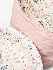 Cam Cam Copenhagen - Quilted Storage Basket, Set of 2 - OCS Blossom Pink - przechowywanie - blossom pink - 3