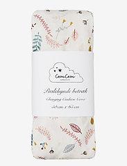 Cam Cam Copenhagen - Changing Cushion Cover - pościel - pressed leaves rose - 0