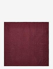 Cam Cam Copenhagen - Muslin Cloth 2 Pack - akcesoria - bordeaux - 3