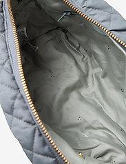 Cam Cam Copenhagen - Beauty Purse - OCS Green Leaves/Dusty Green - cosmetic bags - charcoal - 3