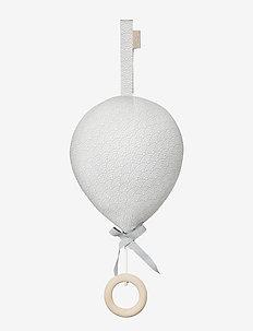 Music Mobile Balloon - mobilet - grey wave