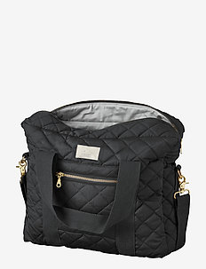 Changing Bag - pusletasker - black