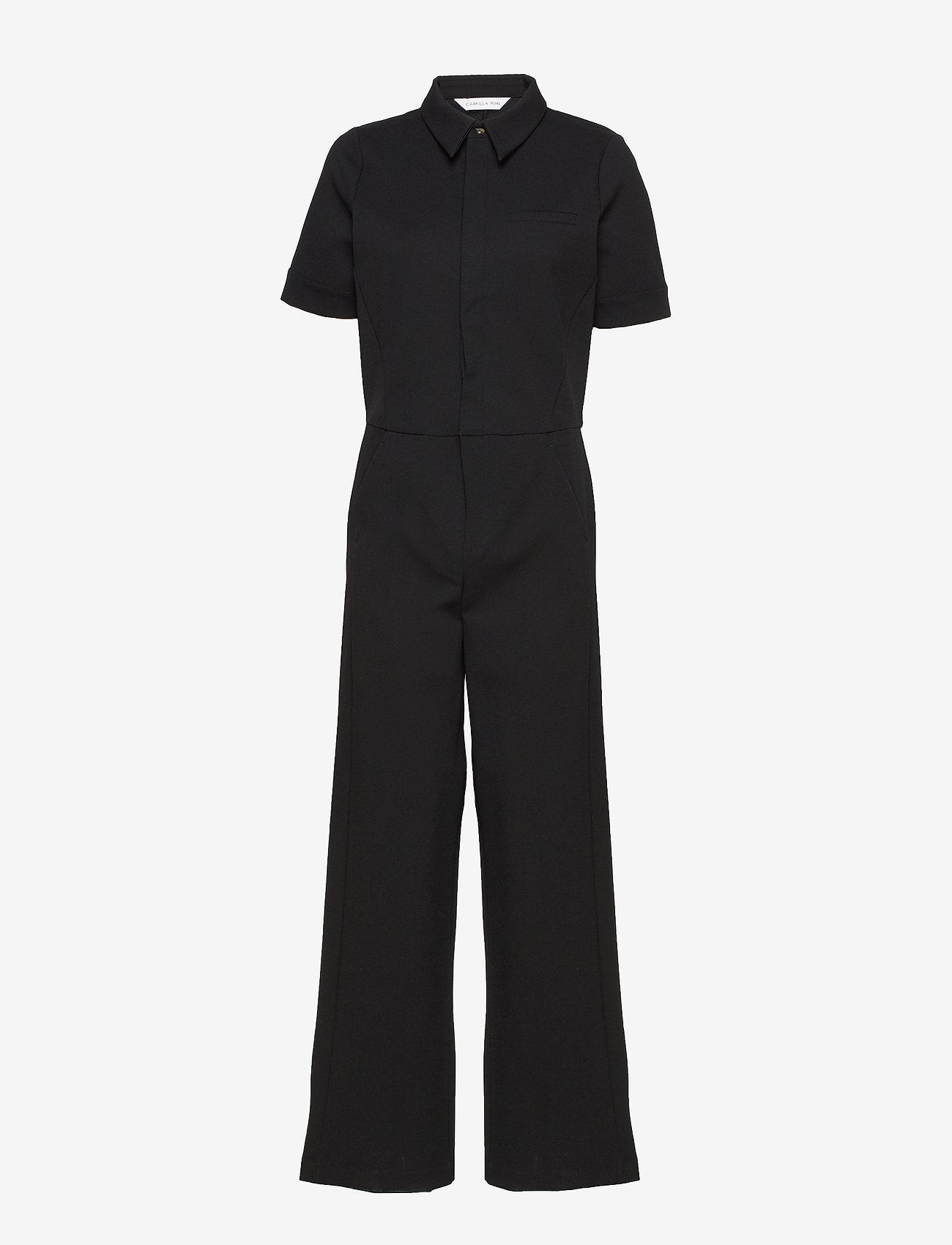 Camilla Pihl - Individual jumpsuit - haalarit - black - 0