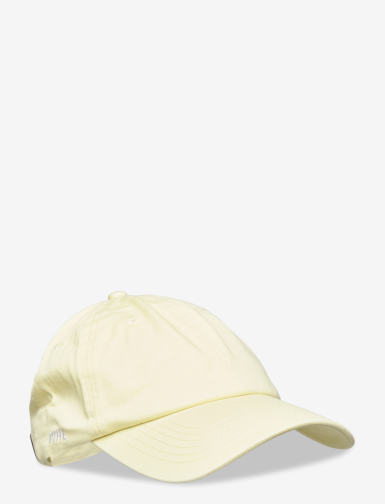 Camilla Pihl - Lily Cap - kasketter - washed yellow - 0