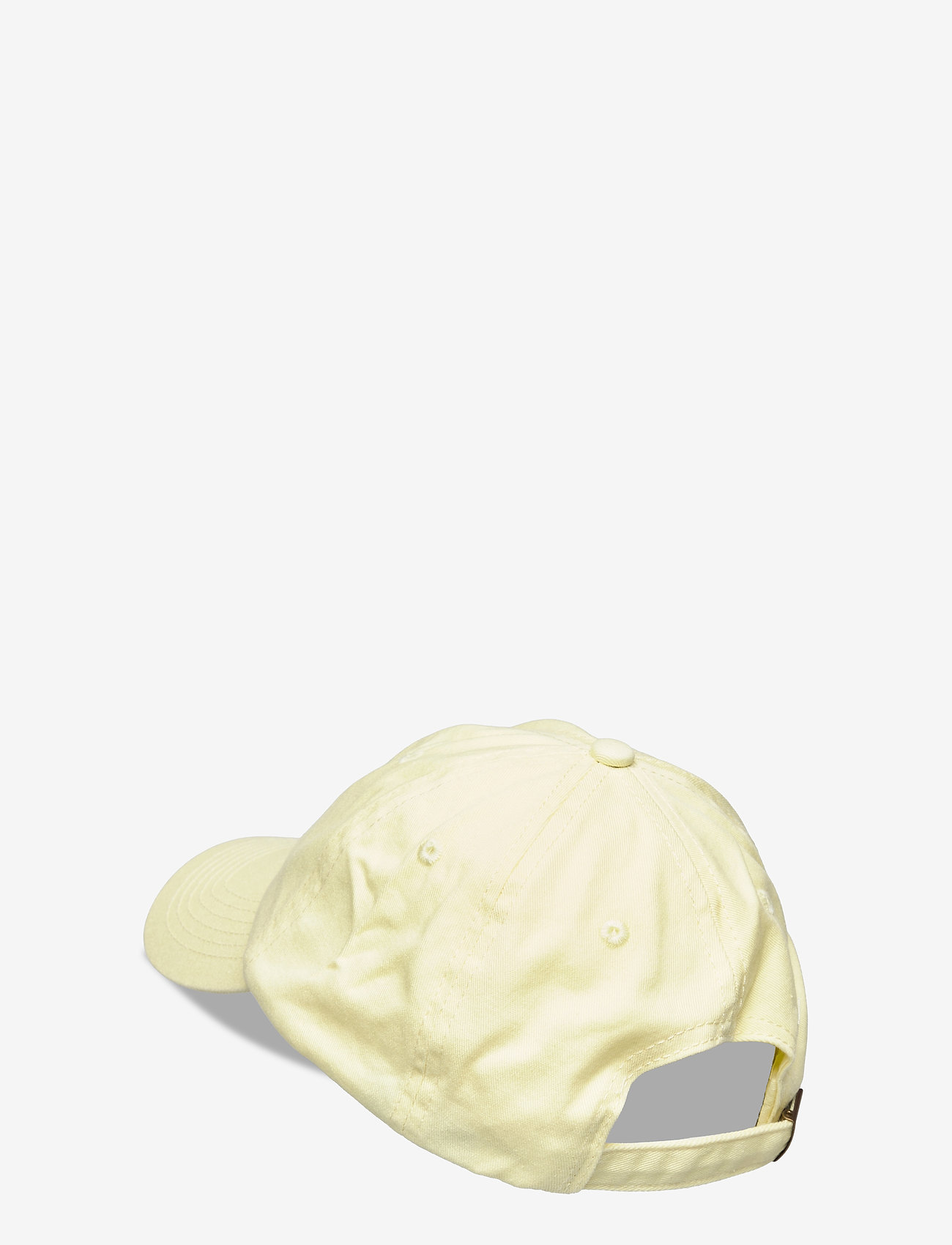 Camilla Pihl - Lily Cap - kasketter - washed yellow - 1
