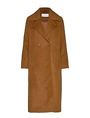 Copenhagen Coat - CAMEL
