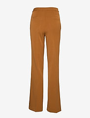 Camilla Pihl - Bankers - broeken med straight ben - camel - 1