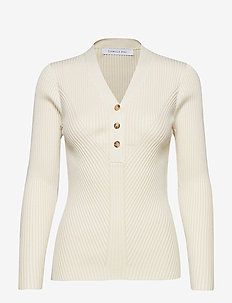 April knit - CREAM