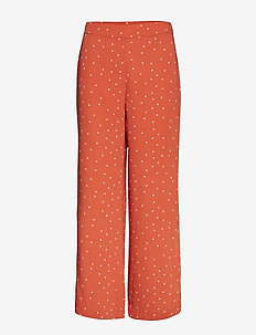 Fancy Trousers - TERRACOTTA DOTS