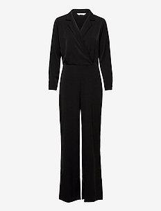 Hilo Mix black - jumpsuits - black