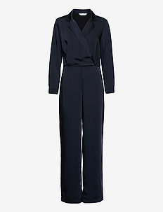 Hilo Polyester - jumpsuits - navy