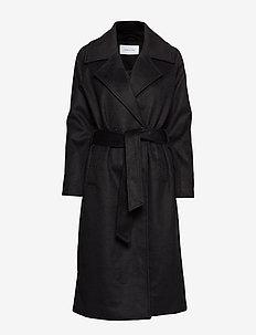 Copenhagen Coat - BLACK