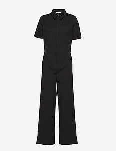 Individual jumpsuit - jumpsuits - black