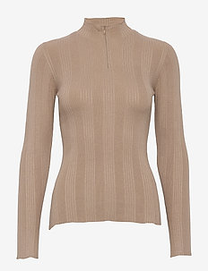 Sole sweater - swetry - camel