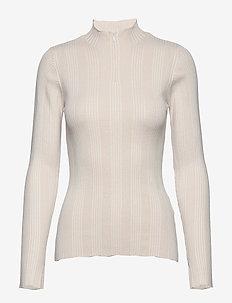 Sole sweater - WHITE