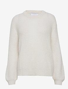 Madrid sweater - WHITE