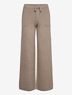 Svalbard Trouser - casual bukser - taupe melange
