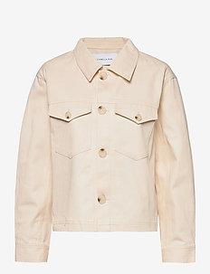 Kira Jacket - vestes legères - sand