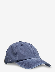 Lily Cap - petten - washed navy