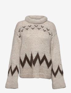 Morning Knit - džemprid - nature melange