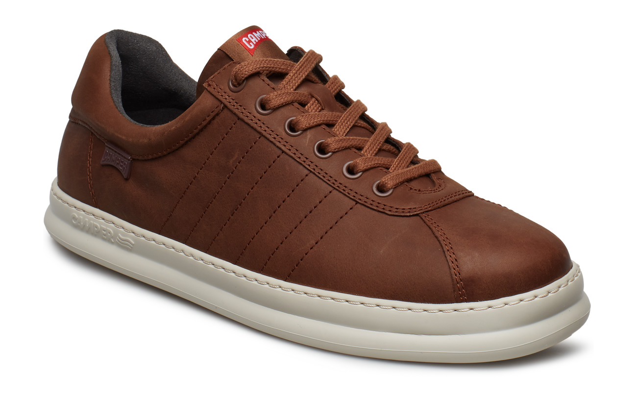 Camper Runner Four - MEDIUM BROWN
