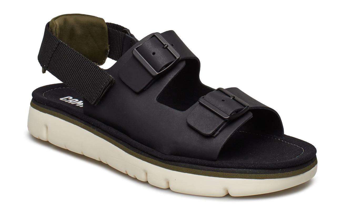 Camper Oruga Sandal - BLACK