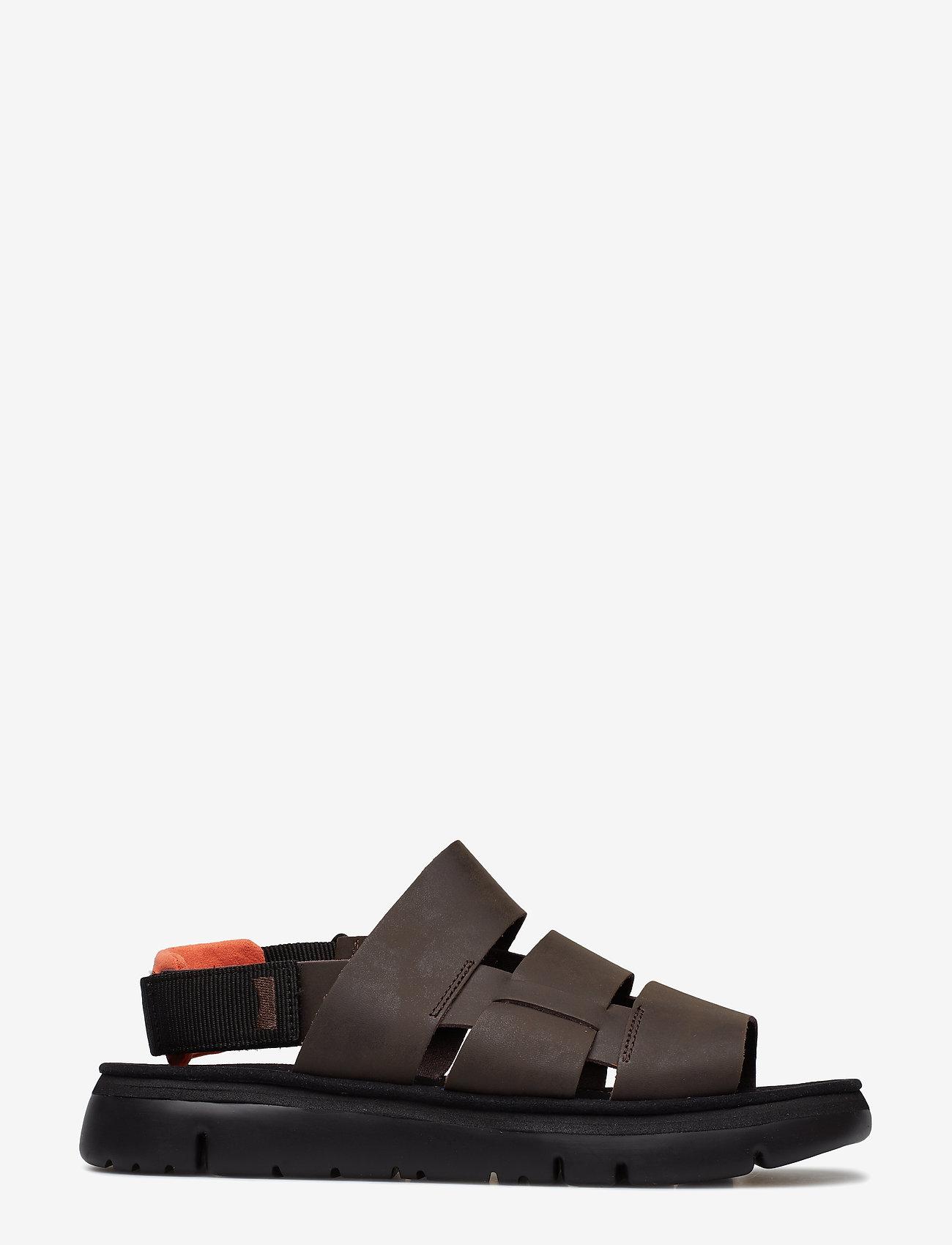 Camper - Oruga Sandal - sandały - dark brown - 1