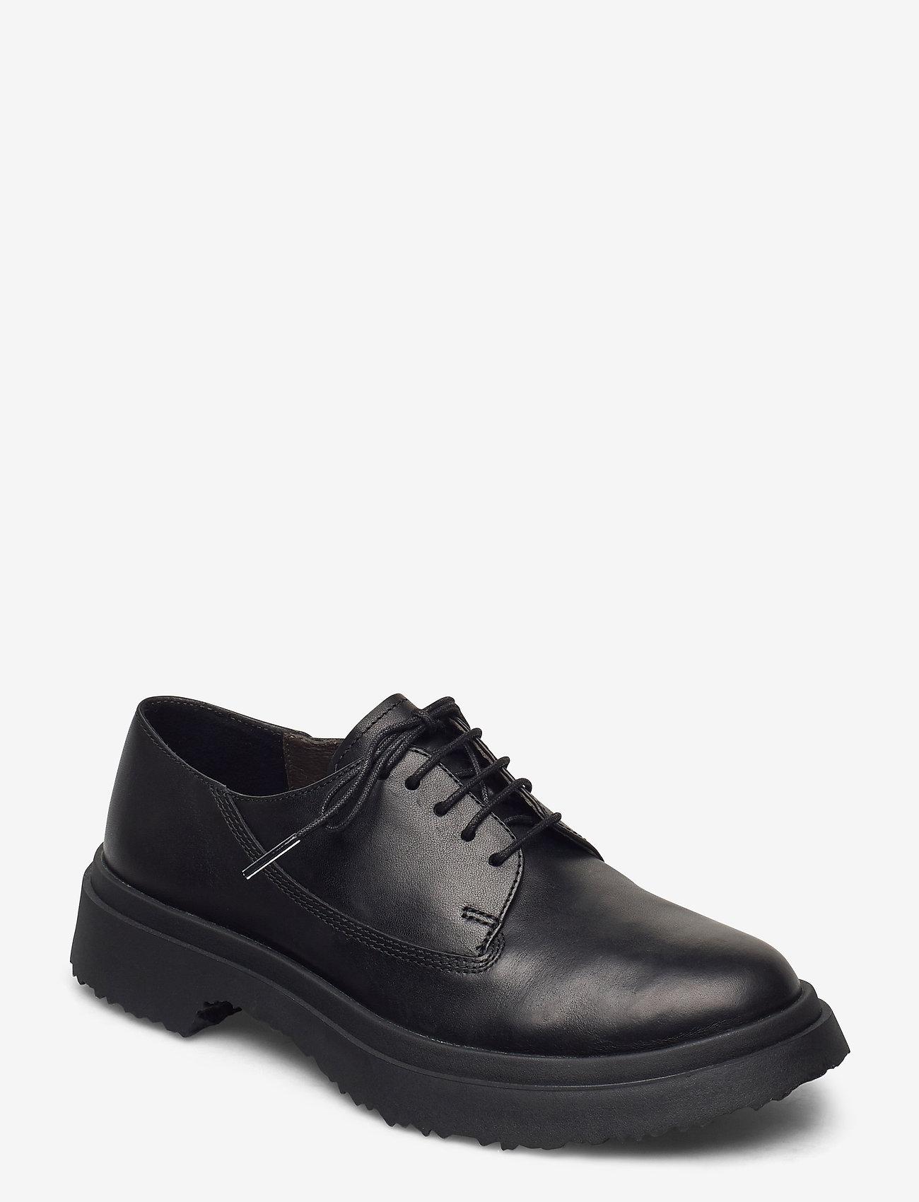 Camper - Walden - buty sznurowane - black - 0