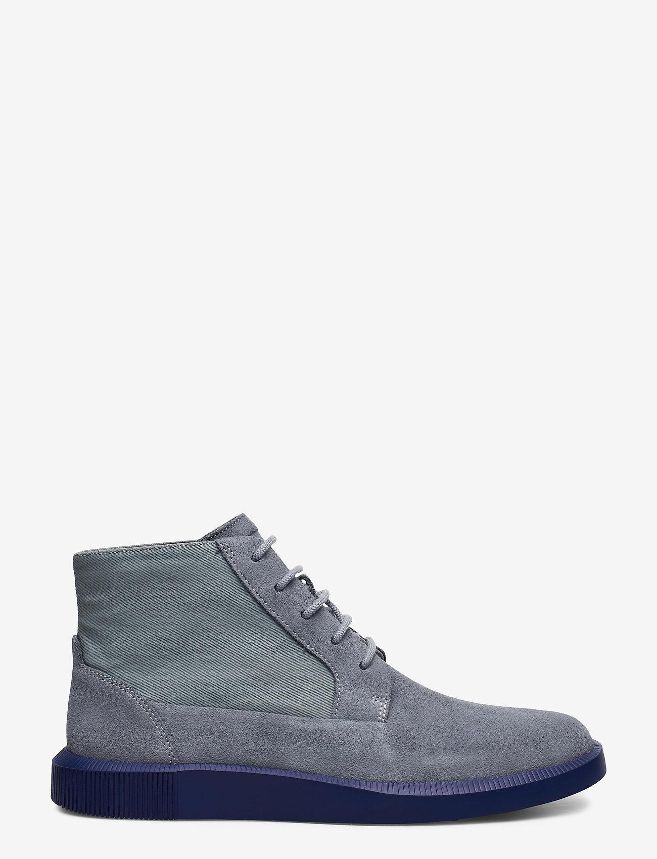 Camper - Bill - desert boots - medium gray - 1