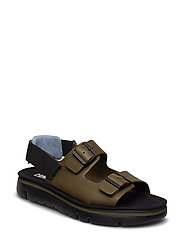 Oruga Sandal - MEDIUM GREEN