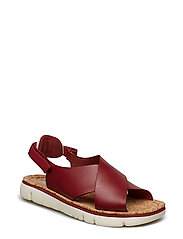Oruga Sandal - MEDIUM RED