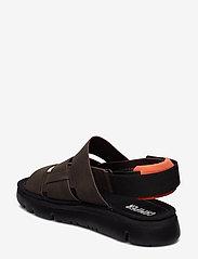 Camper - Oruga Sandal - sandały - dark brown - 2