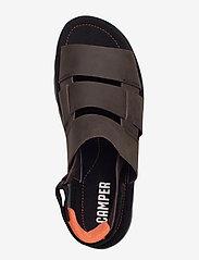 Camper - Oruga Sandal - sandały - dark brown - 3