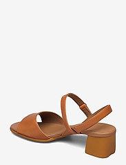 Camper - Katie Sandal - sandały na obcasie - medium brown - 2