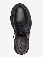 Camper - Walden - buty sznurowane - black - 3