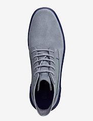 Camper - Bill - desert boots - medium gray - 3