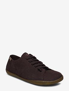 Peu Cami - low tops - dark brown