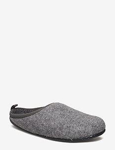 Wabi - pantoffels - gray