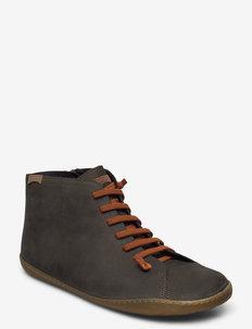 Peu Cami - desert boots - dark green