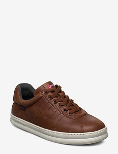 Runner Four - matalavartiset tennarit - medium brown