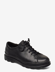 Brutus - laced shoes - black