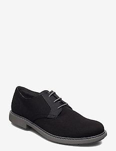 Neuman - chaussures lacées - black