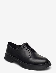 Walden - veterschoenen - black