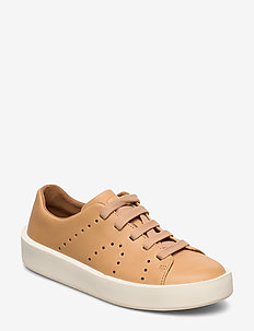Courb - sneakers med lav ankel - nude