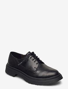 Walden - buty sznurowane - black