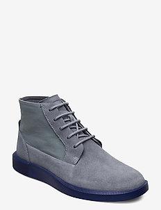 Bill - desert boots - medium gray
